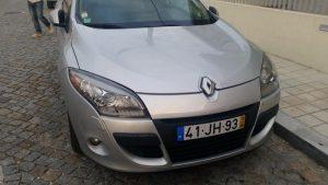 Renault Megane Coupê 2010 Licitação 4907 euros 2