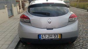 Renault Megane Coupê 2010 Licitação 4907 euros 4