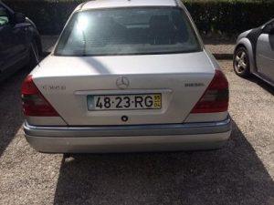 Mercedes C250 Licitação 2800 euros 4
