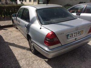 Mercedes C250 Licitação 2800 euros 5