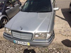 Mercedes C250 Licitação 2800 euros 3
