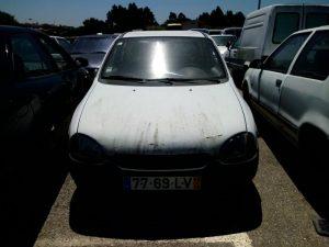 Opel Corsa Licitação 1 Euro 2