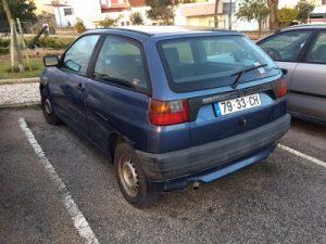 Seat Ibiza Licitação 1 Euro 4