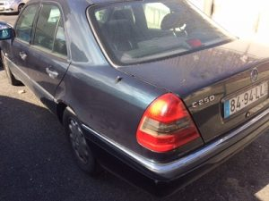 Mercedes C250 D Licitação 1750euros 7