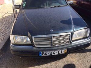 Mercedes C250 D Licitação 1750euros 5