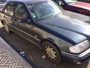 Mercedes C250 D Licitação 1750euros 3