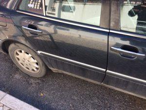 Mercedes C250 D Licitação 1750euros 8