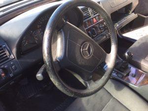 Mercedes C250 D Licitação 1750euros 9