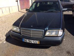 Mercedes C250 D Licitação 1750euros 6