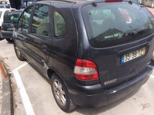 Renault Scenic Licitação 1291 euros 12