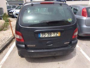 Renault Scenic Licitação 1291 euros 14