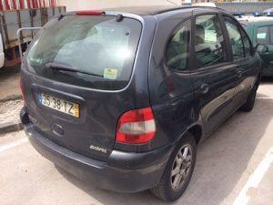 Renault Scenic Licitação 1291 euros 8