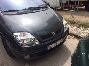 Renault Scenic Licitação 1291 euros 4