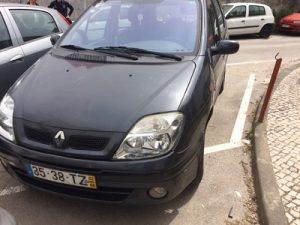 Renault Scenic Licitação 1291 euros 13
