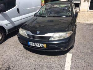 Renault Laguna Licitação 645 euros 11