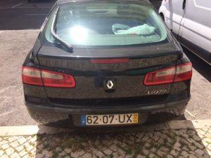 Renault Laguna Licitação 645 euros 12