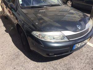 Renault Laguna Licitação 645 euros 8