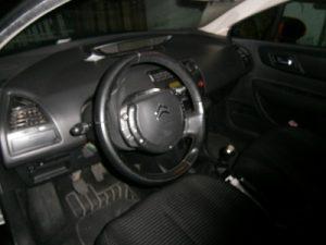 Citroen C4 de 2009 Licitação 2100 euros 13