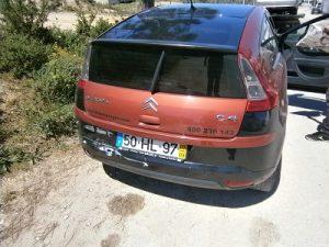 Citroen C4 de 2009 Licitação 2100 euros 5
