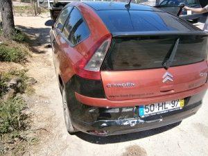 Citroen C4 de 2009 Licitação 2100 euros 3