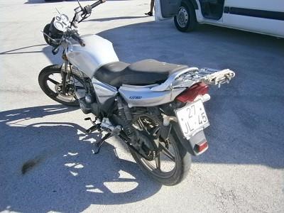 Keeway 124cc Licitação 516 euros 154