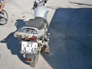 Keeway 124cc Licitação 516 euros 3
