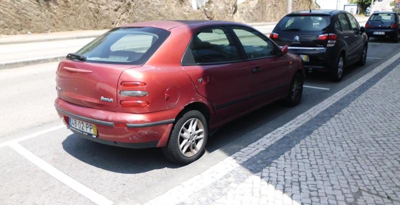 Fiat Brava Penhorada Licite por 175 euros 1