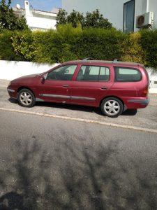 Renault Megane Licitação 140 euros 4