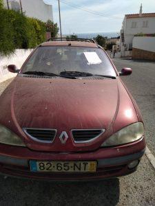 Renault Megane Licitação 140 euros 2