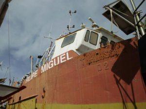 Embarcação 6 metros Licitação 2460 euros 4