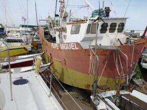 Embarcação 6 metros Licitação 2460 euros 3