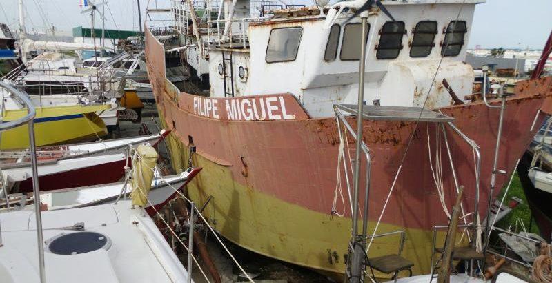 Embarcação 6 metros Licitação 2460 euros 1