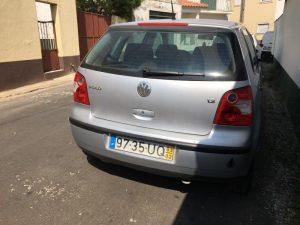 Volkswagen Polo 2003 Licitação 522 euros 2