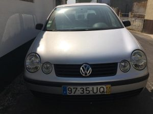Volkswagen Polo 2003 Licitação 522 euros 3