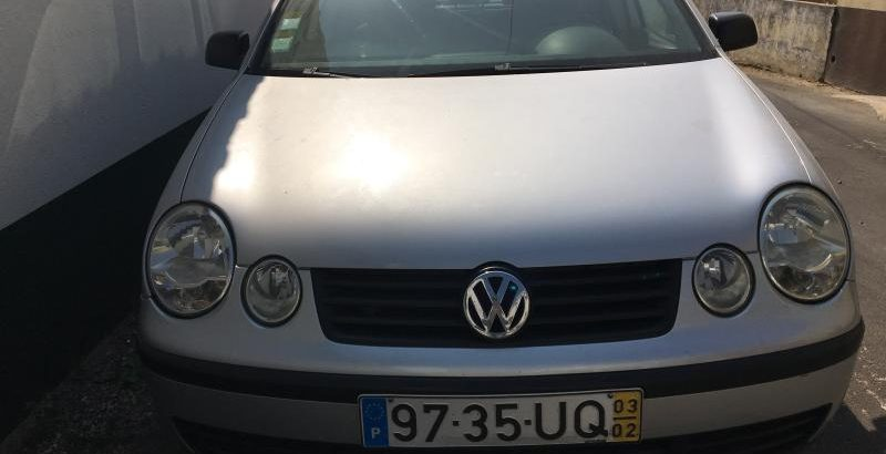 Volkswagen Polo 2003 Licitação 522 euros 1