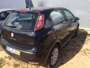Fiat Punto Gasóleo Licitação 3500 euros 4