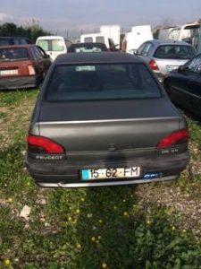 Peugeot 306 GPL Licitação 375 euros 2
