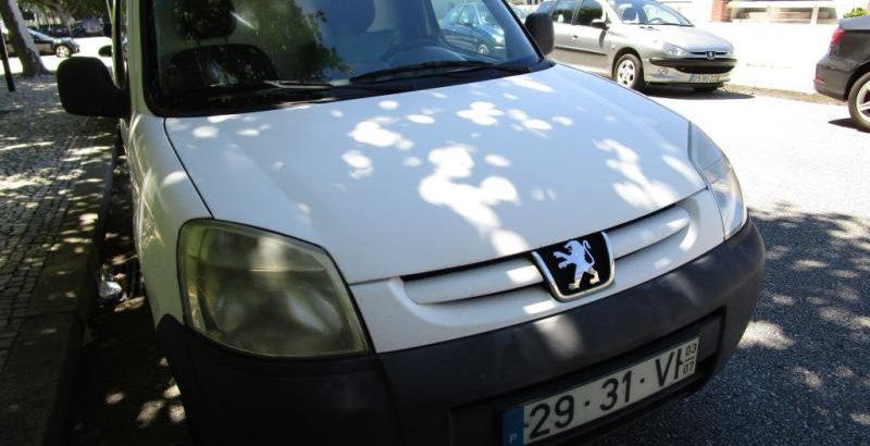 Peugeot Partner Licitação à melhor Oferta 1