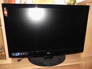 Televisor LCD da marca LG Licitação 1 euro 1