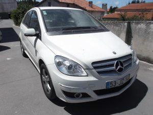 Mercedes Classe B de 2010 Licitação 3850 euros 2