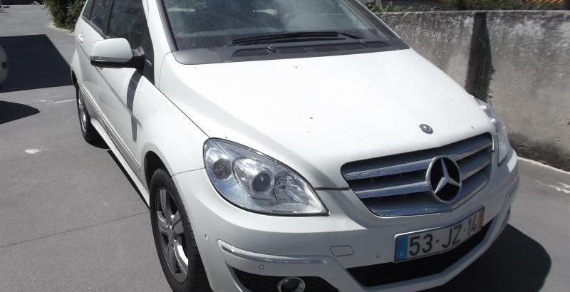 Mercedes Classe B de 2010 Licitação 3850 euros 1