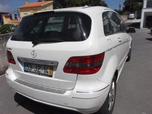 Mercedes Classe B de 2010 Licitação 3850 euros 3