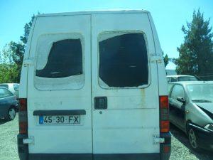 PEUGEOT BOXER Penhorado Licitação 750 euros 2