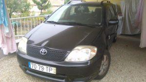 Toyota Corolla Penhorado Licite por 2800 euros 2