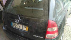 Toyota Corolla Penhorado Licite por 2800 euros 5