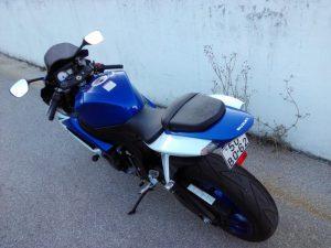 Susuki 600 de 2006 Licitação 645 euros 3