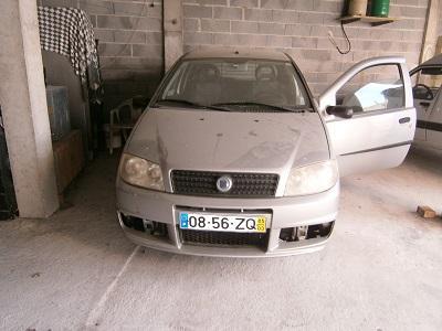 Fiat Punto 1.3 JTD Licitação 1247 euros 1