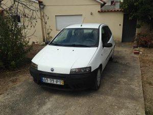 Fiat Punto DS Gasóleo Licitação 1050 euros 4