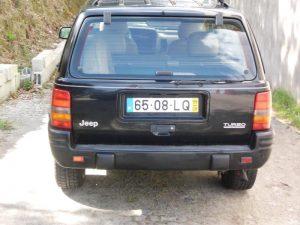 Jeep Grand Cherokee Licitação 1050 euros 2