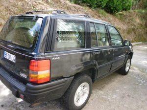 Jeep Grand Cherokee Licitação 1050 euros 5